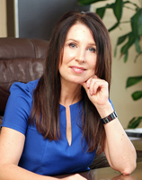 Ewa Wójcikowska - prezes zarządu Global Cosmed SA