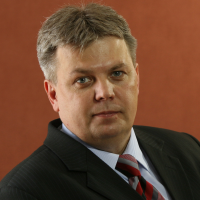 Waldemar Łaski - prezes zarządu Famur SA