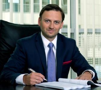 Mariusz Pawłowski - Prezes Zarządu e-Kancelarii Grupy Prawno-Finansowej SA
