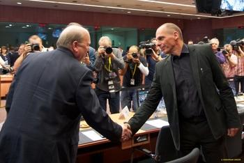 Jeszcze kilka dni temu wszyscy wierzyli, że Grecja porozumie się z wierzycielami (Fot. consilium.europa.eu)