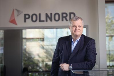Piotr Wesołowski, prezes zarządu Polnord SA.