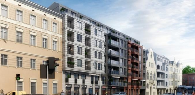 Jedna z inwestycji i2 Development we Wrocławiu - Rezydencja Dubois. (Źródło: spółka)