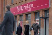 Bank Millennium zarobił 173,6 mln zł w II kwartale 2017 roku