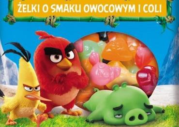 Grupa Otmuchów pozyskała licencję na promowanie swoich produktów marką Angry Birds. (Fot. mat. prasowe spółki)