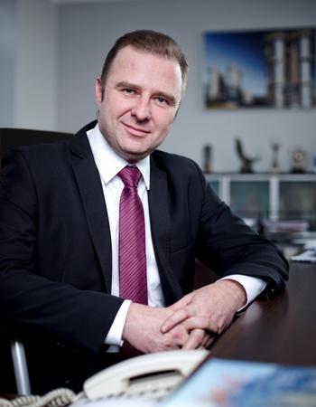 Mirosław Siwirski, prezes PCC Exol SA.