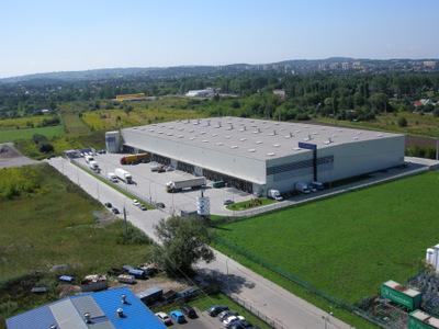Centrum Logistyczne Kraków II. Fot. mat prasowe.