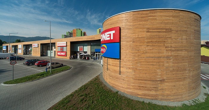 Retail Park Karpacka. Fot. mat. spółki