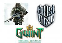 Analiza techniczna notowań czterech producentów gier