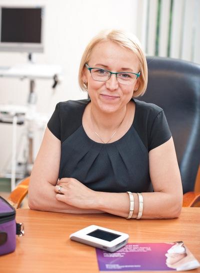 Patrycja Wizińska-Socha, prezes zarządu Nestmedic SA
