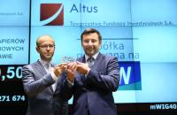 Altus TFI przejmuje BPH TFI za 20 mln zł. Kurs akcji rośnie