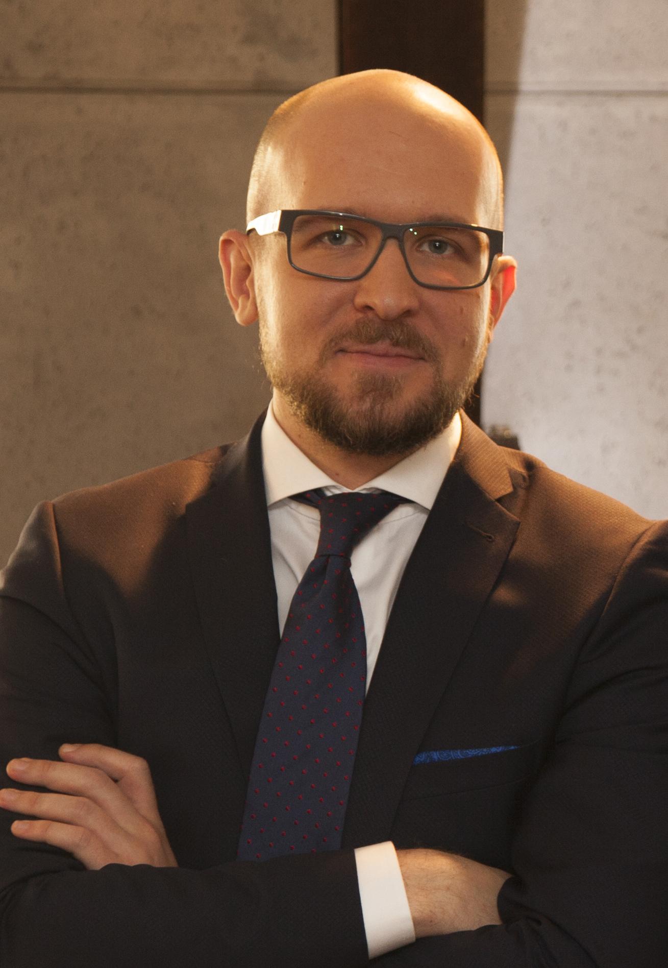Mikołaj Chruszczewski - członek zarządu LARQ SA
