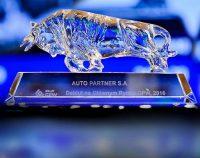 Auto Partner planuje utrzymać w br. skalę inwestycji w rozwój na poziomie z 2016