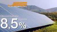 Polski Solar Holding chce pozyskać 6,5 mln zł z emisji obligacji