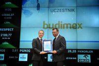 Budimex rekomenduje 17,61 zł dywidendy na akcję za 2017 r.
