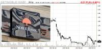 DM BOŚ podtrzymał zalecenie sprzedaży akcji Getin Noble Banku