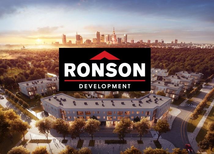 ronson, budownictwo, mieszkania, sprzedaż,