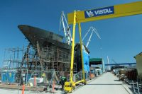 Vistal Gdynia miał 254,32 mln zł zysku netto w 2019 r.