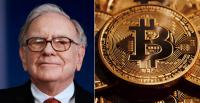 Bitcoin w odwrocie po ostrych słowach Warrena Buffetta