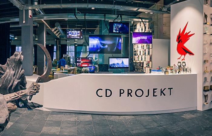 cdprojekt,kapitalizacja,trzecia,największa,spółka