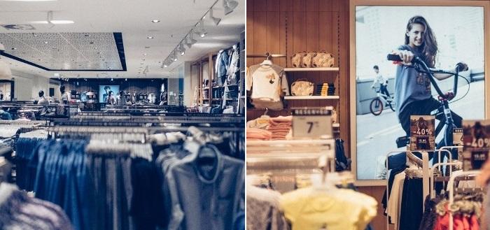 287755a8 Giełdowa branża handlująca odzieżą i obuwiem na przestrzeni dwunastu  miesięcy urosła o blisko 36 proc., co na tle rynku jest niezłym wynikiem.