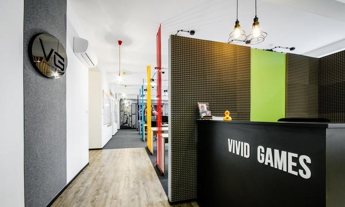 Vivid, Games, gry, premiery