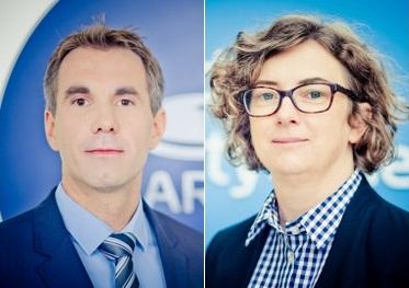Bartosz Józefiak - Prezes Zarządu Skarbiec Holding oraz Ewa Radkowska-Świętoń - Prezes Zarządu Skarbiec TFI