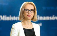 Czerwińska: Wzrost PKB spowolni do 3,7-3,8 proc. w 2019 r. i 3,3 proc. w 2020 r.