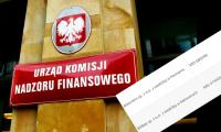 Pierwsze giełdy kryptowalutowe w Polsce trafiły na czarną listę KNF