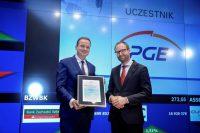 PGE wezwała do sprzedaży akcji Kogeneracji po 81,80 zł/szt.