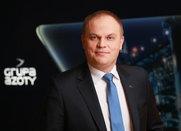 Paweł Łapiński, wiceprezes Grupy Azoty: Wierzymy w długoterminową wartość spółki i jej wzrost