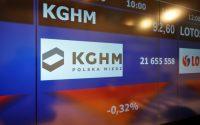Vestor DM ściął cenę docelową akcji KGHM do 85 zł