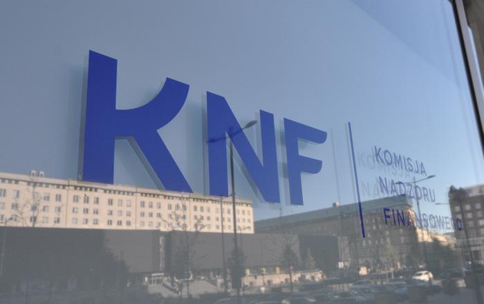 KNF,getback, kary,domy, maklerskie,