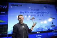Brand24 skokowo zwiększył przychody. Kurs akcji rośnie