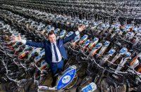 Prezes Nextbike Polska złożył rezygnację