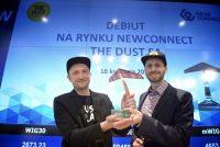 The Dust ma umowę z inwestorem na częściowe finansowanie Projektu No. 3