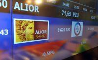 sWIG80 mocno w górę, banki ciążą pozostałym indeksom