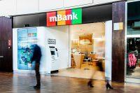mBank chce wypłacić 50 proc. dywidendy z zysku za 2018 r., ale bardziej realne 20 proc.