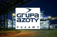 ZA Puławy rozpoczęły rozruch wytwórni nawozów granulowanych na bazie saletry amonowej