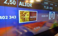 Alior Bank do 2022 r. chce odrobić ubytek przychodów po wyroku TSUE
