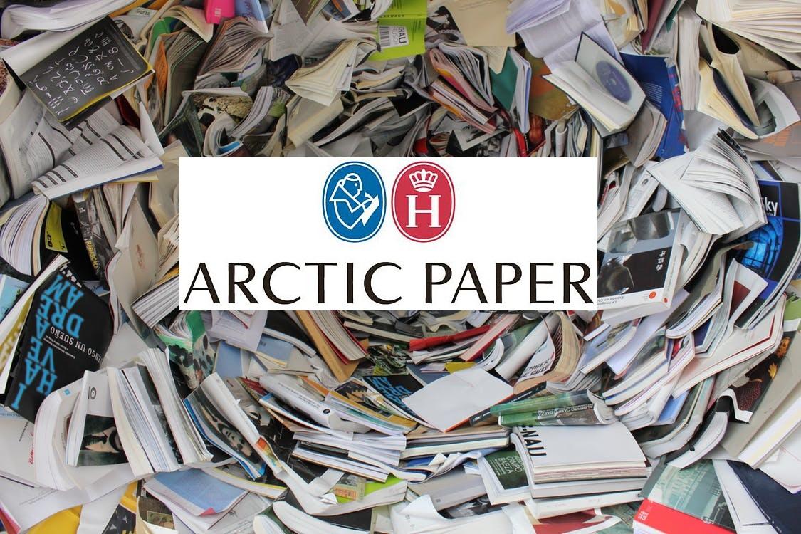 arctic, paper, akcje, wyniki,