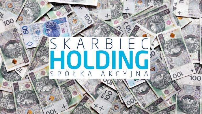 Skarbiec Holding, dywidenda, akcje