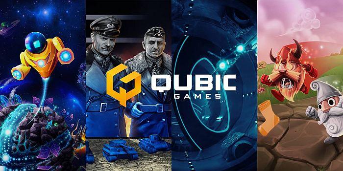 qubic, games, dex, wyniki, przychody, nintendo,