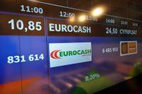 Trump i MFW psują nastroje na giełdach, dywidendowy wzrost Eurocashu