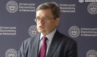 E. Gatnar: Nie obawiam się spowolnienia gospodarczego, a stopy procentowe być może będzie trzeba podnieść w II połowie tego roku