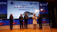 HM Inwest zadebiutował na GPW. Spółka planuje emisję nowych akcji oraz dywidendy począwszy od 2023 r.