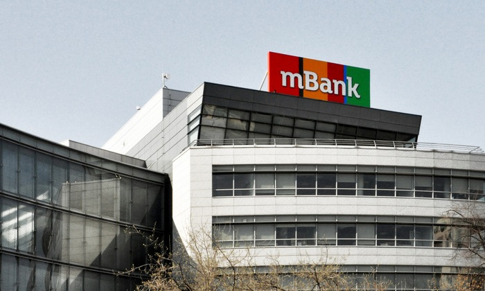 mBank,rating, s&p