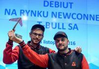 Grzegorz Zwoliński, prezes zarządu oraz Damian Fijałkowski, członek zarządu T-Bull SA - start 17 października o godz. 15:00