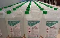 KGHM przekazuje 20 tys. litrów płynu do dezynfekcji placówkom medycznym