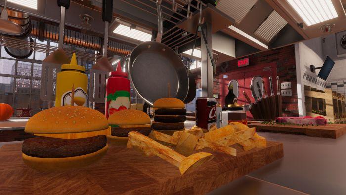 cooking, simulator, gra, nintendo, switch, premiera, foreveren, gaming