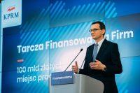 Morawiecki: Na konta firm trafiło ponad 700 mln zł z tarczy finansowej 2.0